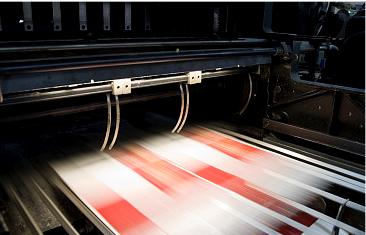 高清三维胶辊印刷技术
