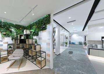 ITTO全景VR展厅-2F现代釉面砖区