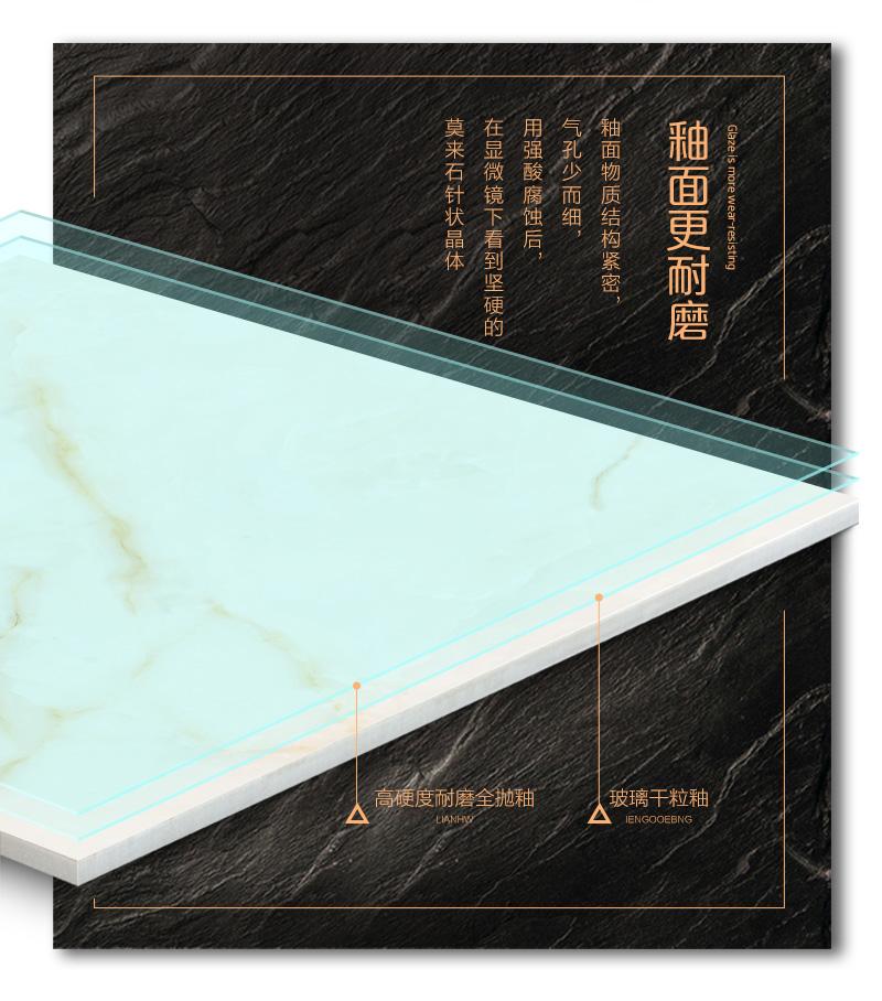 大理石瓷砖白玉IPGS90002产品图2