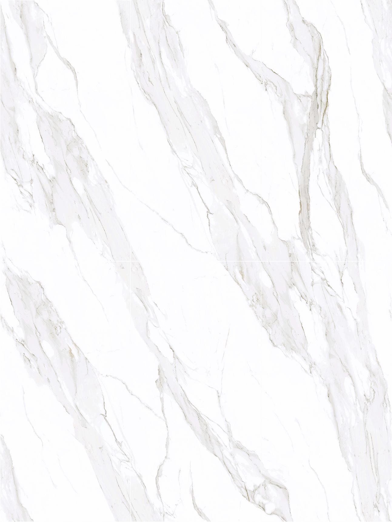 大理石瓷砖冰川白IPGS1890082混铺图